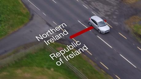"""Đường biên giới Ireland vẫn là """"rào chắn"""" trong thoả thuận Brexit"""