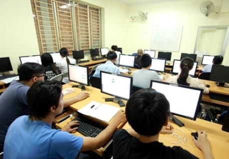 Nhiều Trung tâm ngoại ngữ-tin học bị đình chỉ hoạt động