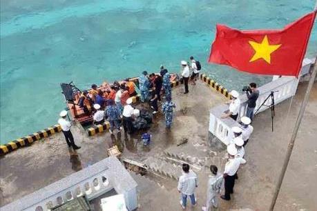 Việt Nam nhất quán thực thi và bảo vệ chủ quyền một cách hòa bình