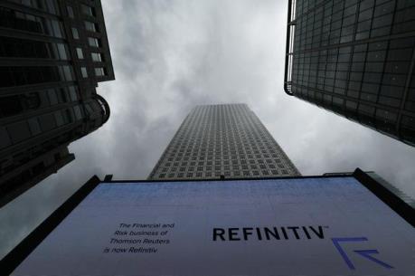 LSE lên kế hoạch thâu tóm Refinitiv Holdings với giá 27 tỷ USD
