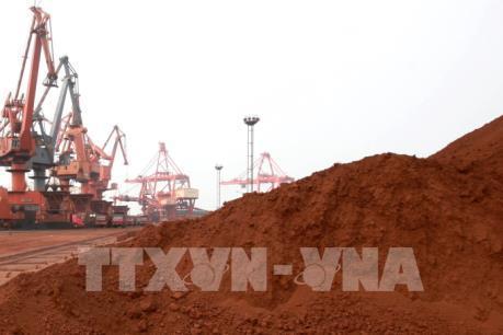 Xuất khẩu đất hiếm của Trung Quốc sang Mỹ sụt giảm trong tháng 6/2019
