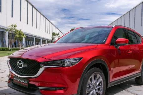 Mazda CX-5 mới có nhiều nâng cấp, giá cao hơn 120 triệu đồng