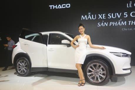 Chính thức ra mắt mẫu xe MAZDA CX-5 mới tại Việt Nam