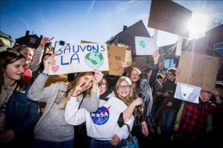 Chiến lược khí hậu dài hạn của Liên minh châu Âu