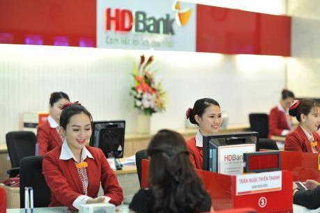 HDBank báo lãi hơn 2.200 tỷ đồng