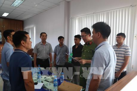 Khởi tố, bắt tạm giam Chủ tịch Hội đồng quản trị Công ty cổ phần dầu khí Bình Minh