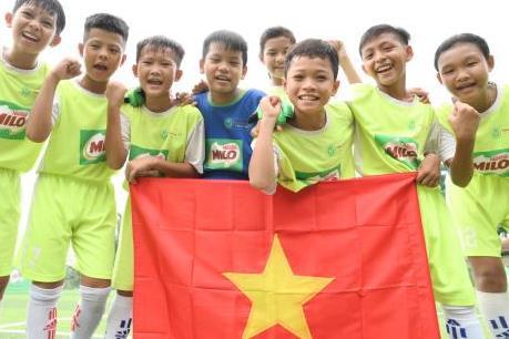 """Lần đầu tiên """"Biệt đội vô địch nhí"""" Việt Nam  tham gia sân chơi quốc tế"""