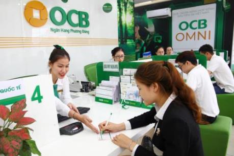 OCB lãi hơn 1.100 tỷ đồng trong 6 tháng đầu năm 2019