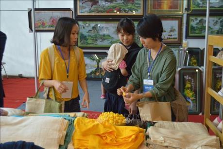 Sắp diễn ra hội chợ quốc tế quà tặng hàng thủ công mỹ nghệ Hà Nội
