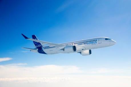 Airbus A220 khởi động hành trình bay trình diễn trên khắp châu Á