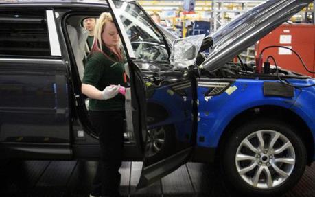Đầu tư vào lĩnh vực ô tô của Anh giảm hơn 70% trong nửa đầu năm 2019