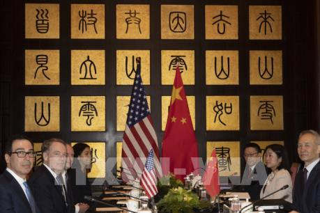 Đàm phán thương mại Mỹ-Trung Quốc: Hai bên không đưa ra tuyên bố nào