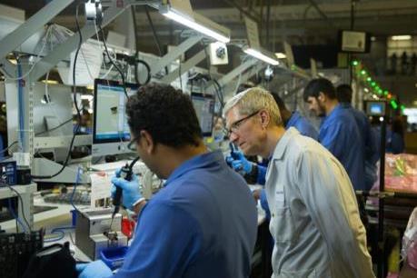 Apple tiếp tục sản xuất máy tính Mac Pro tại Mỹ
