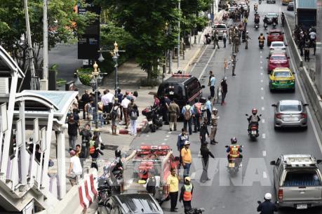 Chính phủ Thái Lan xác nhận một số vụ đánh bom tại thủ đô Bangkok