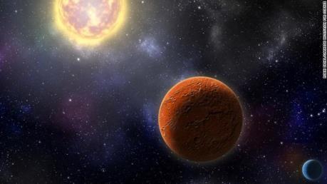 Phát hiện thêm hành tinh con người có thể sinh sống được