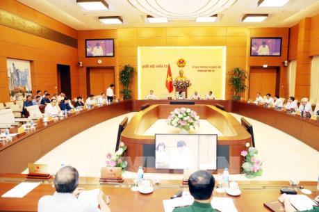 Phân công chuẩn bị Phiên họp thứ 36 của Ủy ban Thường vụ Quốc hội