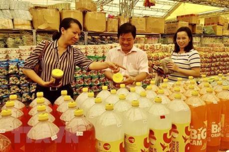 Hiệu quả từ kết nối hàng Việt với người tiêu dùng