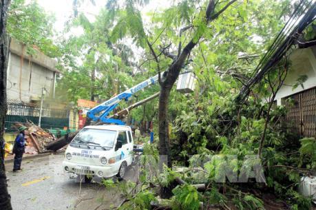 Áp thấp nhiệt đới có thể gây mưa lớn và diễn biến phức tạp