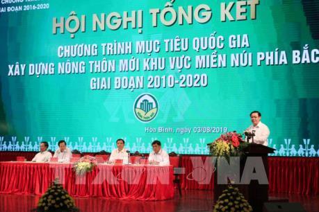 Xây dựng nông thôn mới ở các tỉnh phía Bắc còn nhiều thách thức