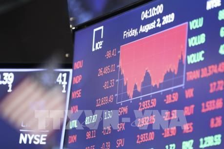 Chỉ số S&P 500 có tuần giảm điểm mạnh nhất trong năm