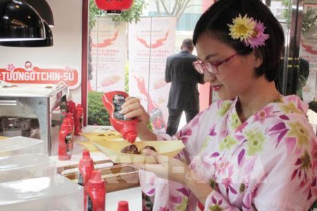 Tương ớt Chin-Su chính thức ra mắt tại thị trường Nhật Bản