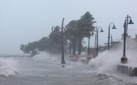 Biến đổi khí hậu và những cơn bão