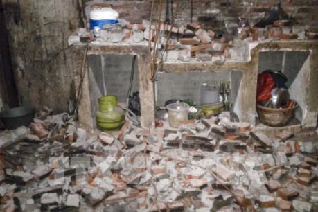 5 người chết do trận động đất ở Banten