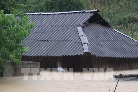 Sơn La: Một trường hợp tử vong do mưa lũ