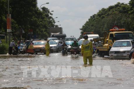 Dự báo thời tiết ngày 5/8: Bắc Bộ và Thanh Hoá có mưa to và dông