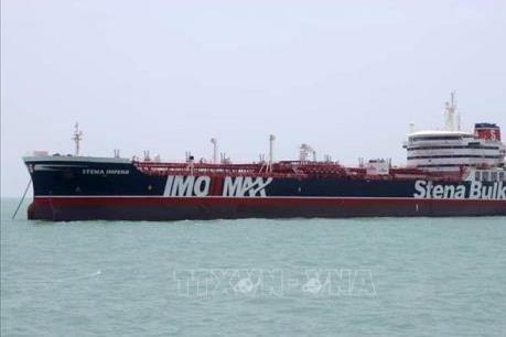 Bộ dầu mỏ Iraq phủ nhận liên quan đến tàu chở dầu bị Iran bắt giữ