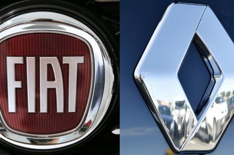 Fiat Chrysler sẵn sàng đàm phán về sáp nhập với Renault