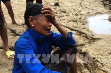 Tìm thấy thi thể nạn nhân mất tích sau lũ quét kinh hoàng ở Sa Ná