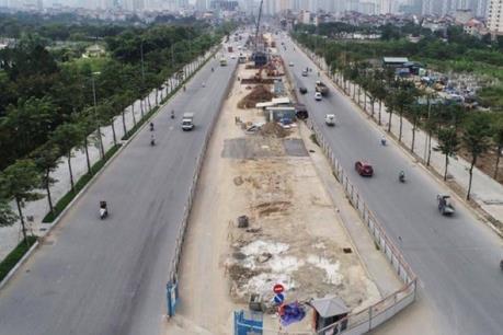 Từ 10/8 sẽ phân luồng giao thông đường Phạm Văn Đồng