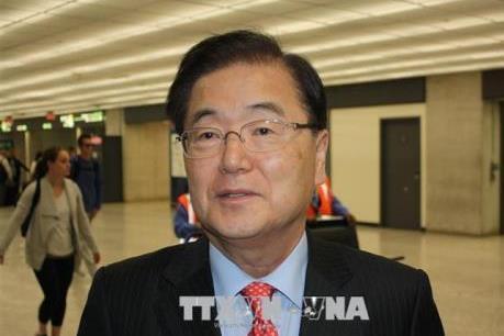 """Mỹ """"rất tích cực"""" đề nghị Triều Tiên quay trở lại đàm phán"""