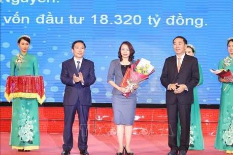 Thái Nguyên thu hút 62 dự án của 44 nhà đầu tư