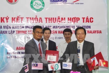 Thành lập Trung tâm chứng nhận Halal Việt Nam - Malaysia
