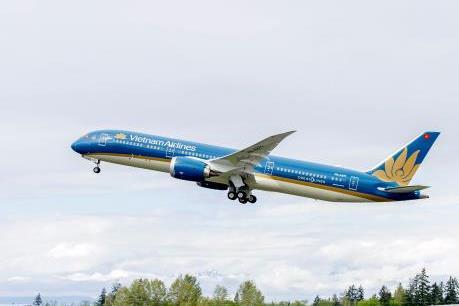 Vietnam Airlines điều chỉnh kế hoạch bay do ảnh hưởng bão Lekima