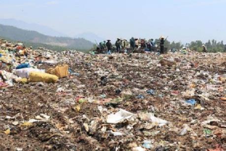 Đà Nẵng xử lý ô nhiễm môi trường bãi rác duy nhất của thành phố