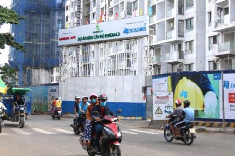 Bất động sản TP.HCM-Bài 2: Nghịch cảnh Khu Liên hợp TDTT và dân cư Tân Thắng