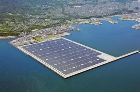 Brazil khánh thành nhà máy điện Mặt Trời nổi đầu tiên