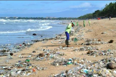 Xây dựng Kế hoạch hành động quốc gia về giảm rác thải nhựa đại dương đến năm 2030