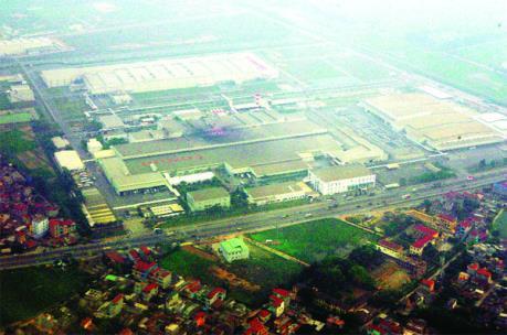 Điều chỉnh chủ trương đầu tư dự án Khu công nghiệp Minh Quang