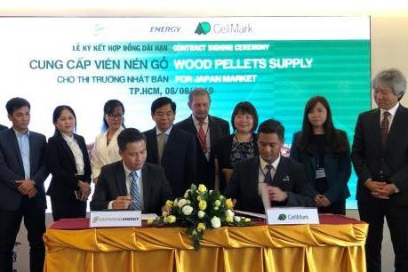 Cơ hội thúc đẩy xuất khẩu viên gỗ nén vào thị trường Nhật Bản
