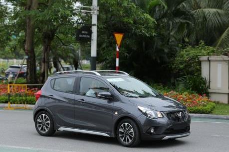 VinFast ra mắt dòng xe Fadil phiên bản nâng cao cùng ưu đãi giá