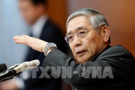 Phép thử đối với Ngân hàng Trung ương Nhật Bản khi giá đồng yen tăng