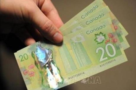 Canada quyết định giữ nguyên lãi suất chủ chốt ở mức 1,75%