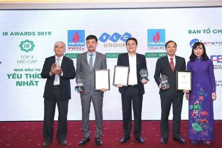 DPM được vinh danh có hoạt động quan hệ nhà đầu tư tốt nhất 2019