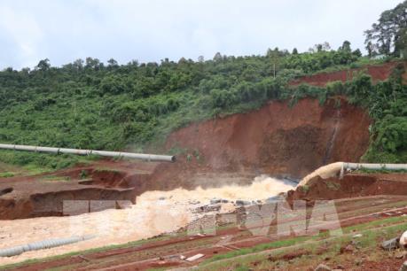Đảm bảo an toàn dân cư khu vực hạ du và công trình Thủy điện Đắc Kar