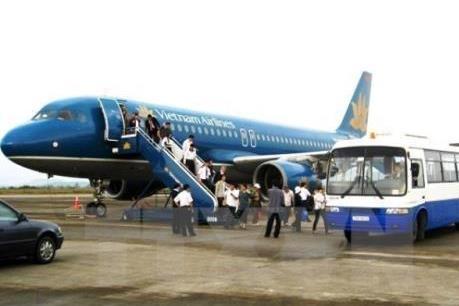 Ngày 10/8, Vietnam Airlines có 16 chuyến bay bù và tăng chuyến để kết nối