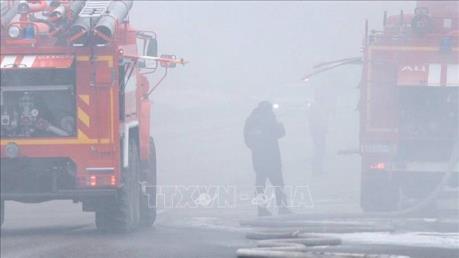 Nga: Nhiều nhân viên thiệt mạng khi thử nghiệm động cơ tên lửa